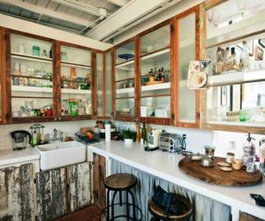 10 Chic and Elegant Kitchen Glass Cupboards