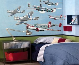15 Cool Airplane Themed Bedroom Ideas for Boys