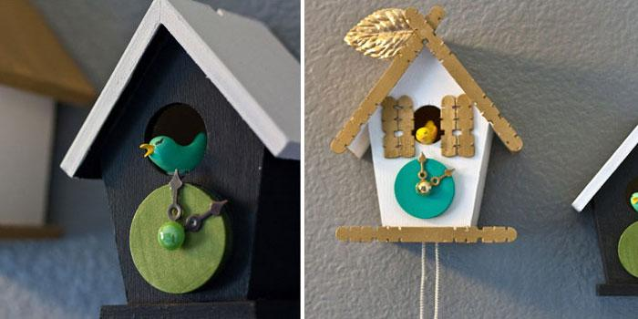 DIY Cuckoo Clock:Cuckoo Clock Is One Of The Most Adorable And Most Popular  Clock That Most Commonly Remind Us Of Cartoons. Well Why Not Learn How To  Make ...