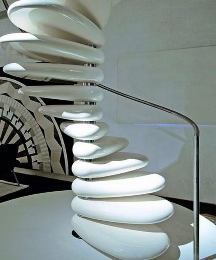 10 unique staircase designs to inspire - rilane