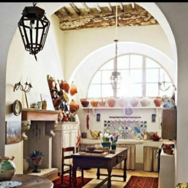 Amazing Eclectic Kitchen