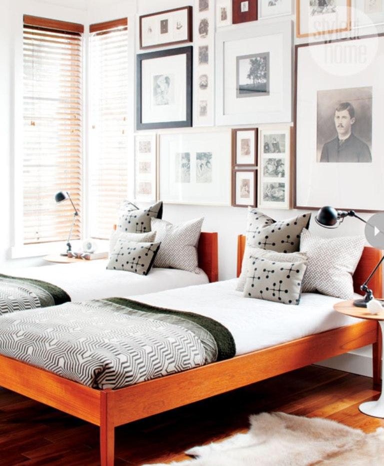 18 Vivid and Chic MidCentury Bedroom Design Ideas Rilane
