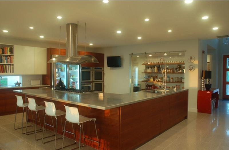 Beautiful L Shaped Kitchen
