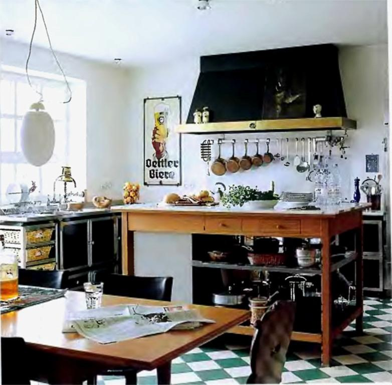 15 Inspiring Eclectic Kitchen Design Ideas - Rilane