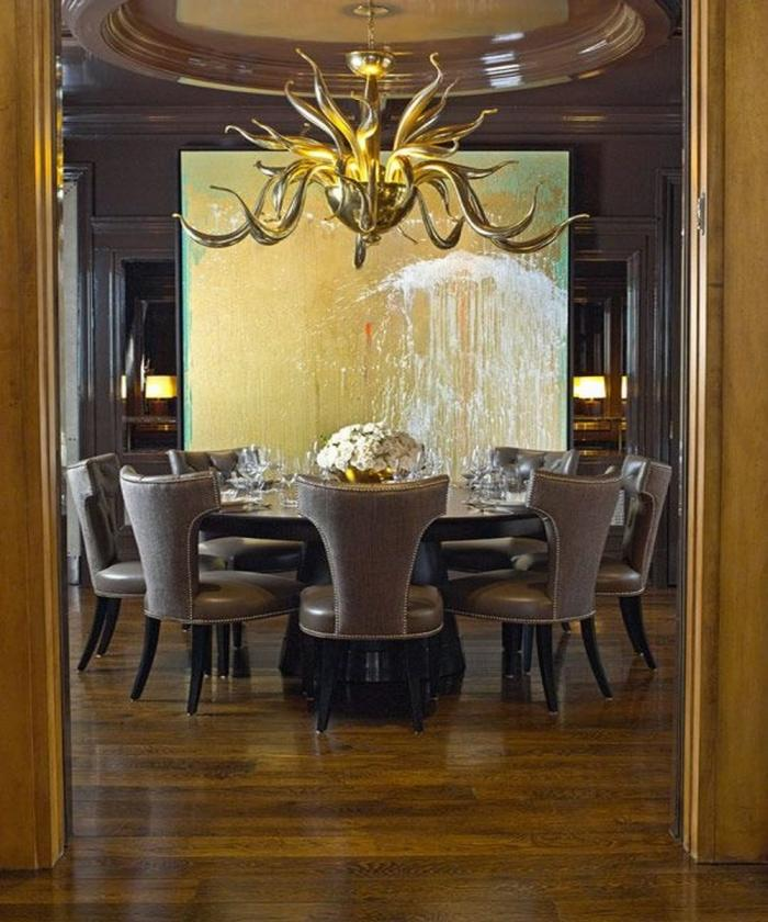 10 dramatic dining room designs rilane