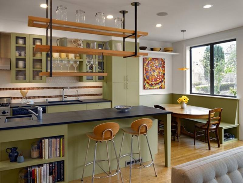 15 Inspiring Design Ideas: 15 Inspiring Eclectic Kitchen Design Ideas