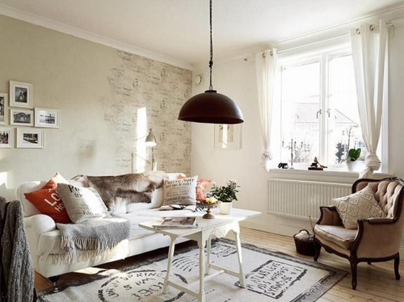 20 Distressed Shabby Chic Living Room Designs To Inspire Rilane