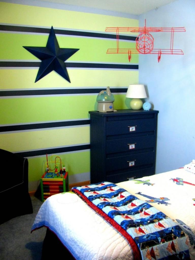Blue And Green Bedroom 15 Cool Blue And Green Boy's Bedroom Design Ideas  Rilane