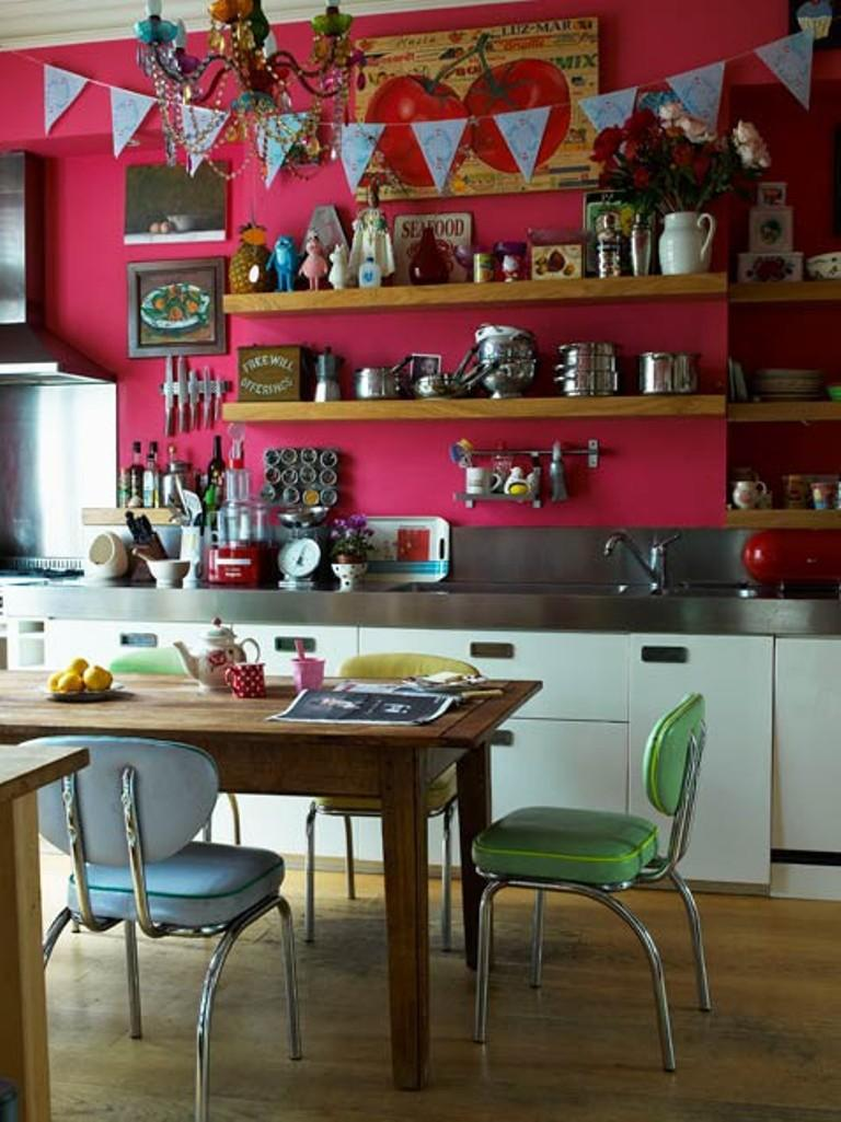 Eclectic Kitchen 15 Inspiring Eclectic Kitchen Design Ideas Rilane