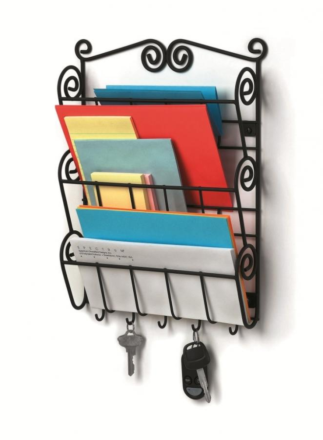 10 Beautiful Wall Mount Letter Holders for Home Office