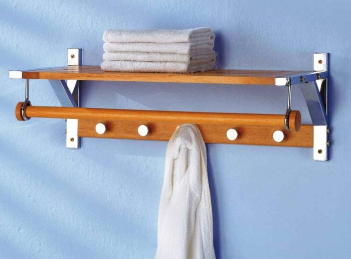 10 functional and stylish bathroom wall hooks - Stylish Wall Hooks