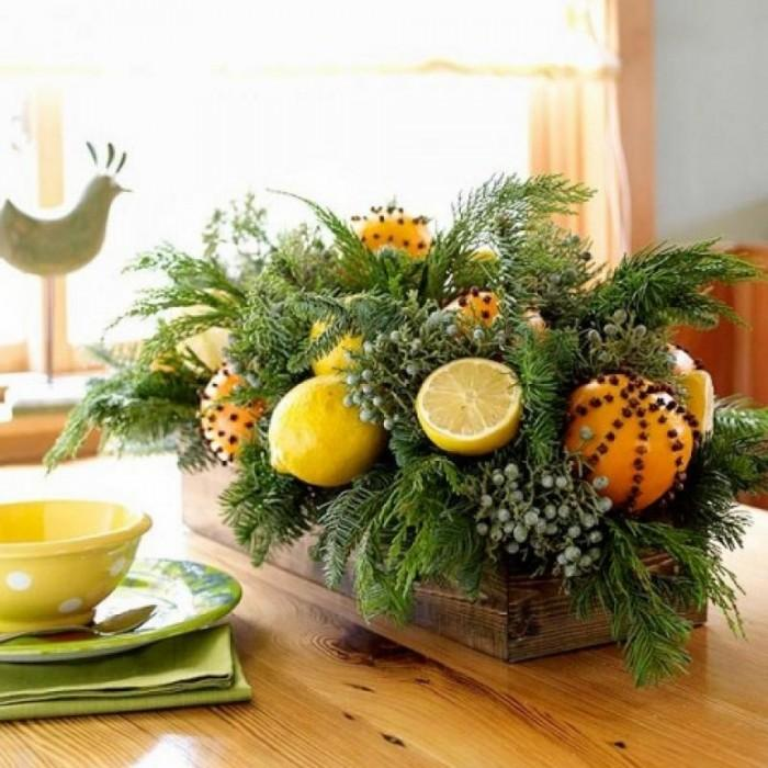 Early christmas table centerpieces lovely ideas to