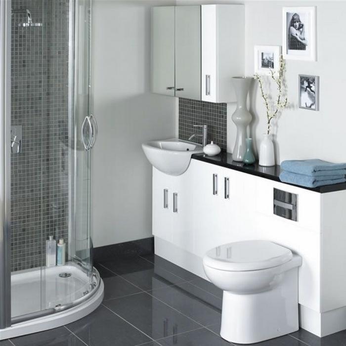 15 stylish and cozy small bathroom designs  rilane