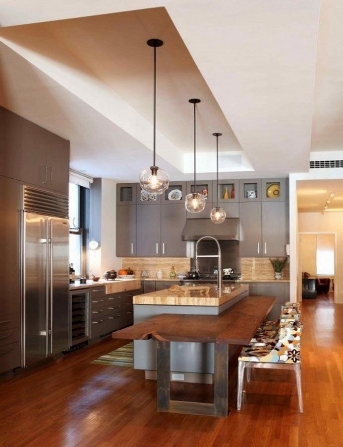 15 Neutral Gray Kitchen Design Ideas to Inspire
