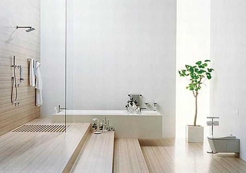 Bathroom Designs No Tiles 35 contemporary minimalist bathroom designs to leave you in awe