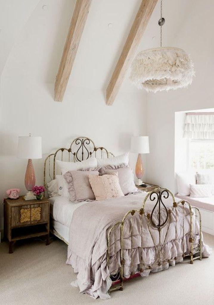 Attic Boho Chic Bedroom