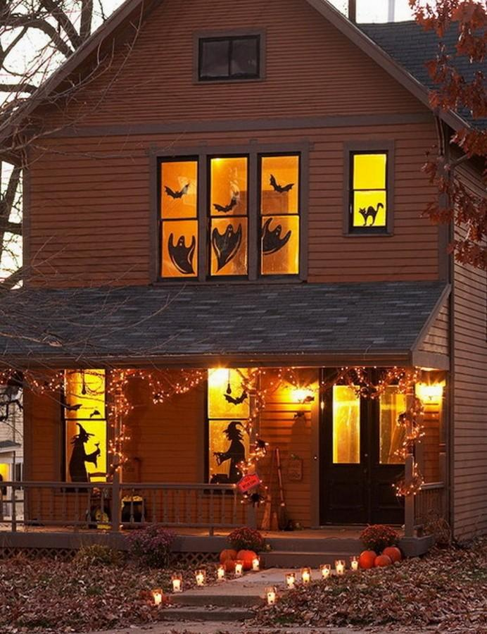 The Coolest Halloween Porches 10 Spooky Ideas To Inspire Rilane