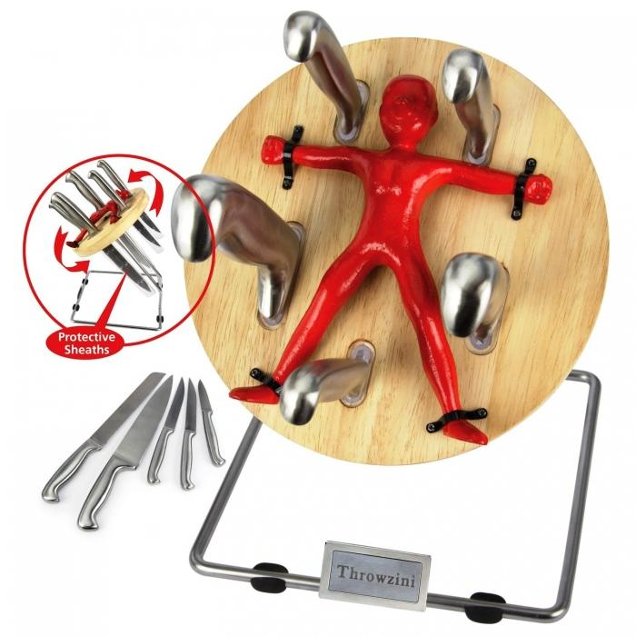 10 Unique Knife Holders For The Kitchen Rilane