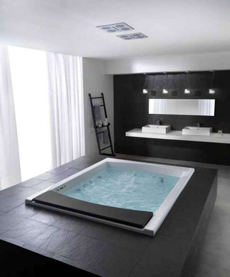 35 Contemporary Minimalist Bathroom Designs To Leave You ...