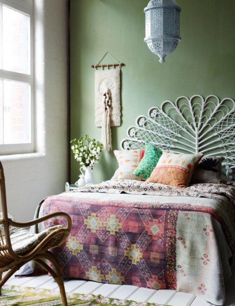 Charming Boho Chic Bedroom