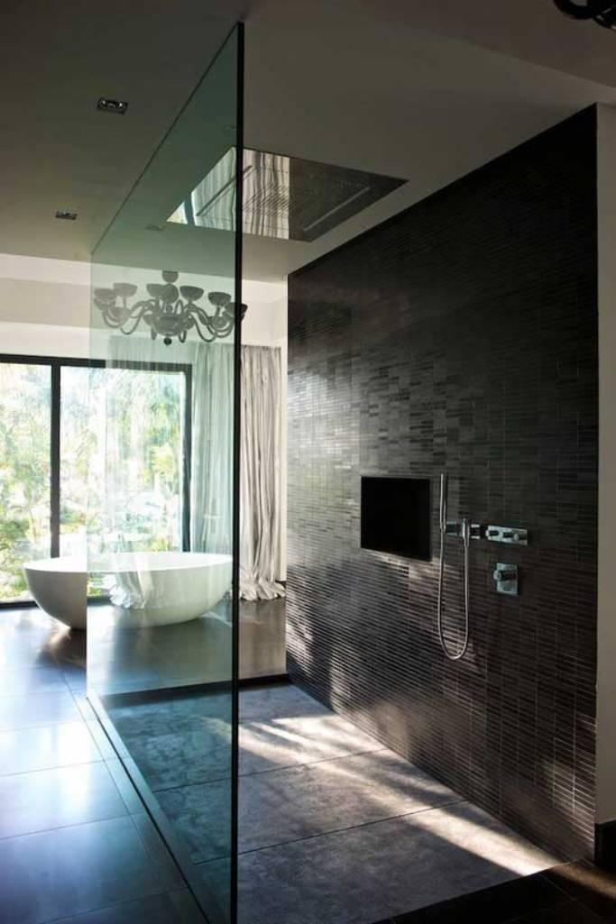 Chic Contemporary Minimalist Bathroom