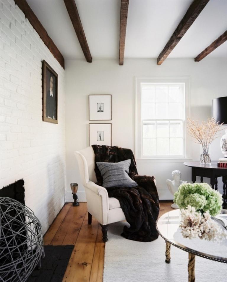 Chic Rustic Living Room. 30 Distressed Rustic Living Room Design Ideas To Inspire   Rilane