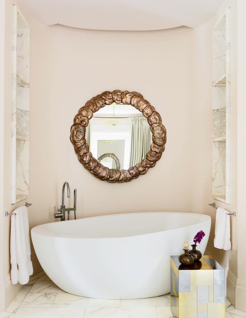 Cly Pale Pink Bathroom