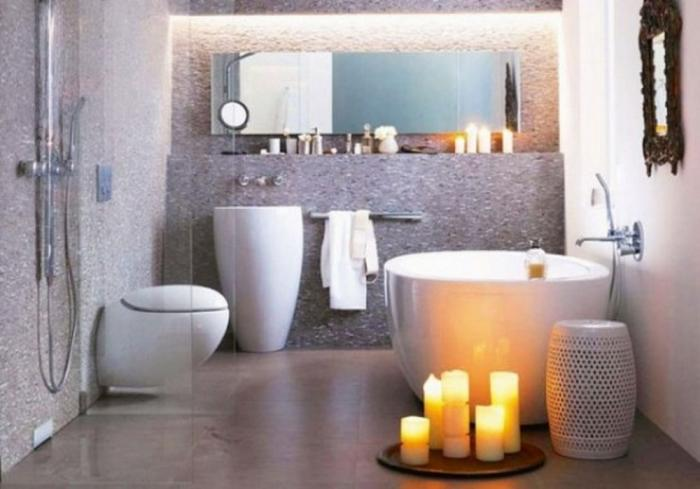 15 Stylish And Cozy Small Bathroom Designs