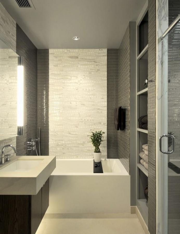 15 Stylish And Cozy Small Bathroom Designs Rilane