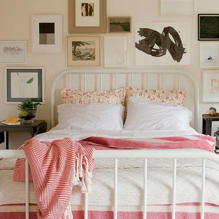 Bedroom Design Gallery For Inspiration: 30 Awe Inspiring Bedroom Design Ideas With Gallery Wall