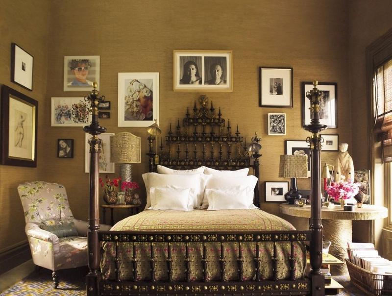 captivating beach chic master bedroom | Boho Chic in 33 Captivating Bedroom Designs To Inspire ...