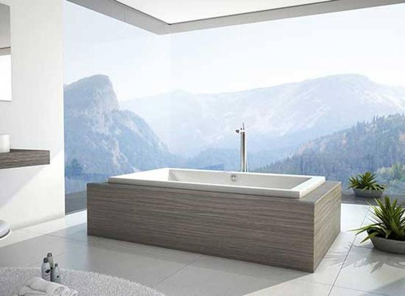 Dazzling Contemporary Minimalist Bathroom