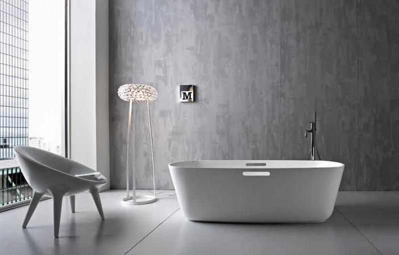 Deluxe Minimalist Bathroom