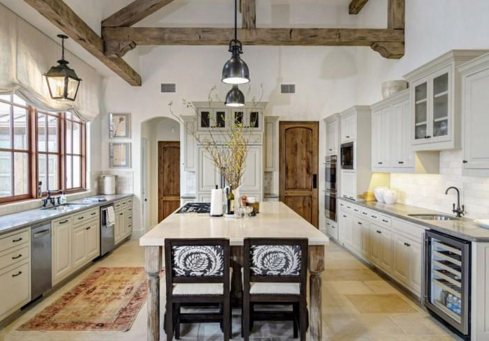 Rustic Farmhouse Kitchen 17 charming farmhouse kitchen designs you'll love - rilane