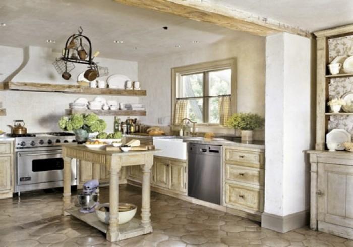 Old Fashioned Farmhouse Kitchen Design