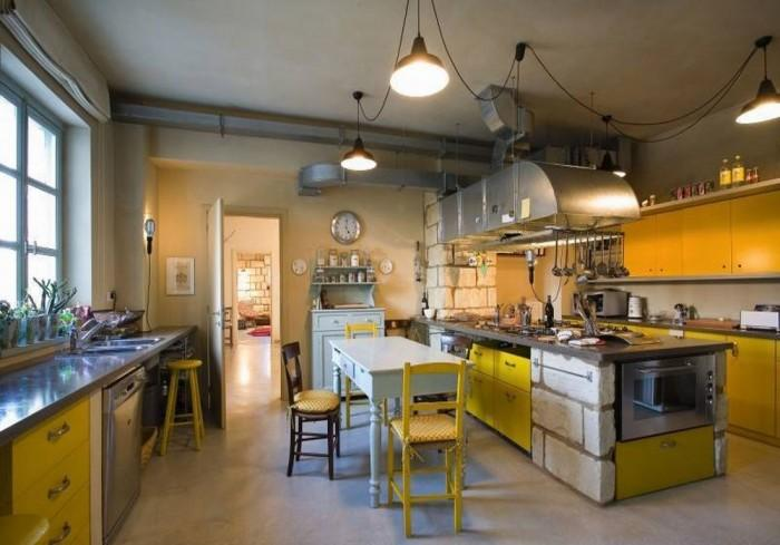 Industrial Farmhouse Kitchen Design Part 56