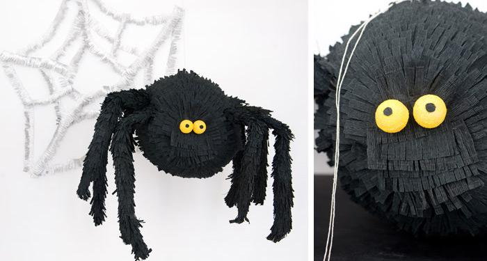 halloween decorations 100 easy to make halloween decor - Halloween Spider