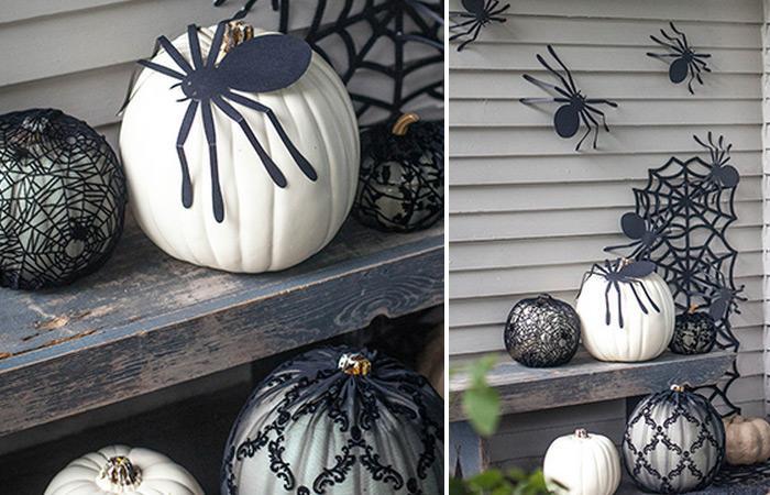 Halloween Decorations U2013 100 Easy To Make Halloween Decor ...
