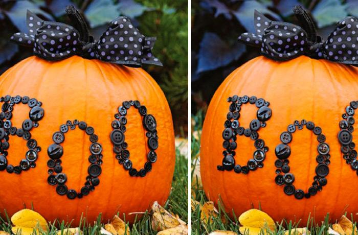halloween decorations 100 easy to make halloween decor rilane - Cute Halloween Decorations