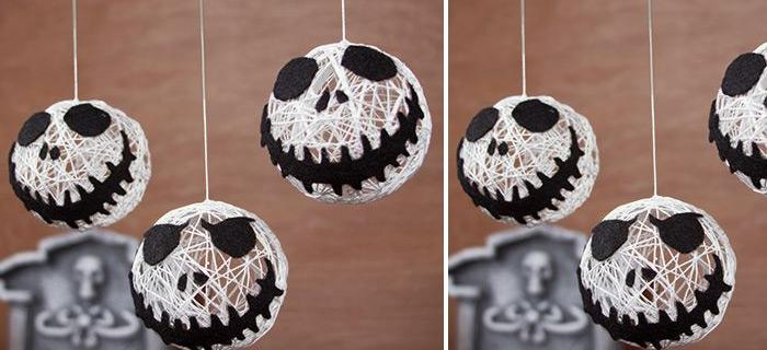 halloween decorations 100 easy to make halloween decor rilane - Diy Scary Halloween Decorations