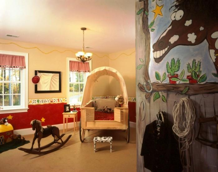 Luxury Western Kids Bedroom
