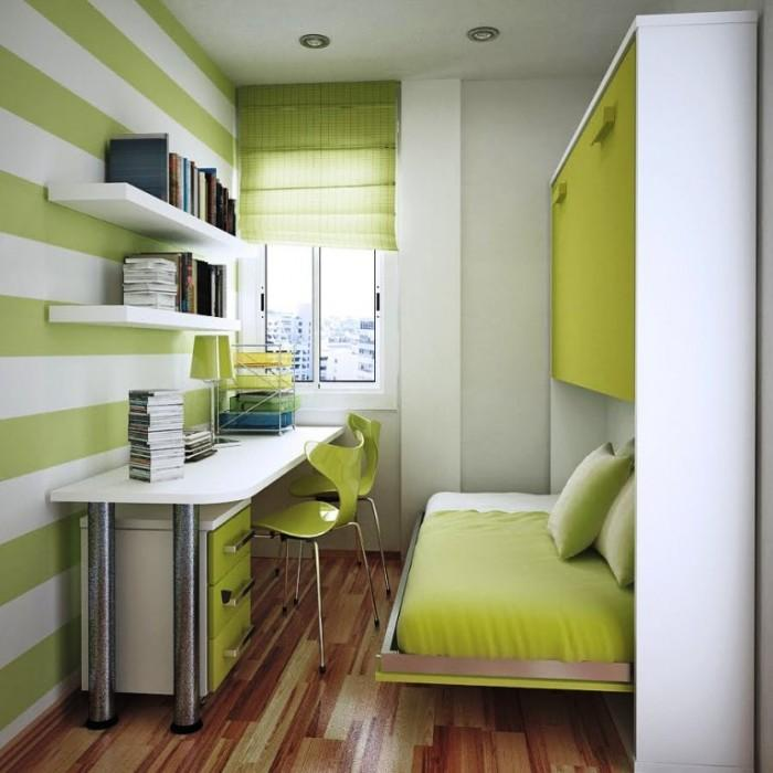 8a7de7efab69 15 Cool and Charming Green Kid s Bedroom - Rilane