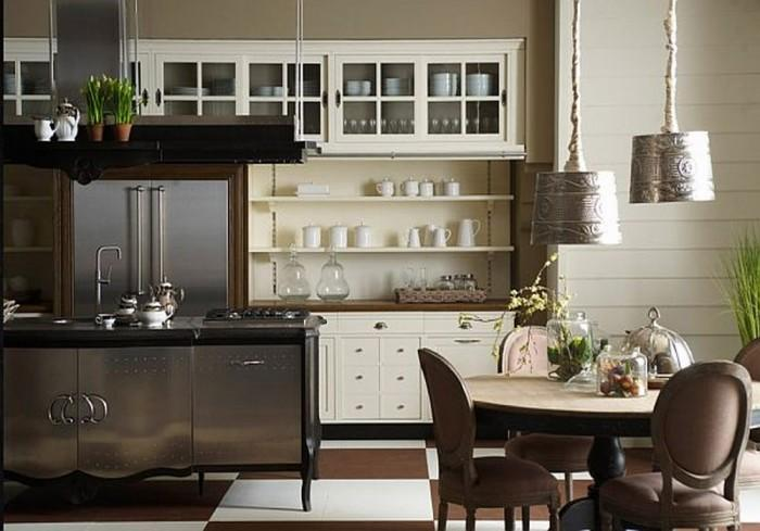 charming modern kitchen interior design ideas | 17 Charming Farmhouse Kitchen Designs You'll Love - Rilane