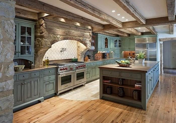 Farmhouse Kitchen 17 charming farmhouse kitchen designs you'll love - rilane