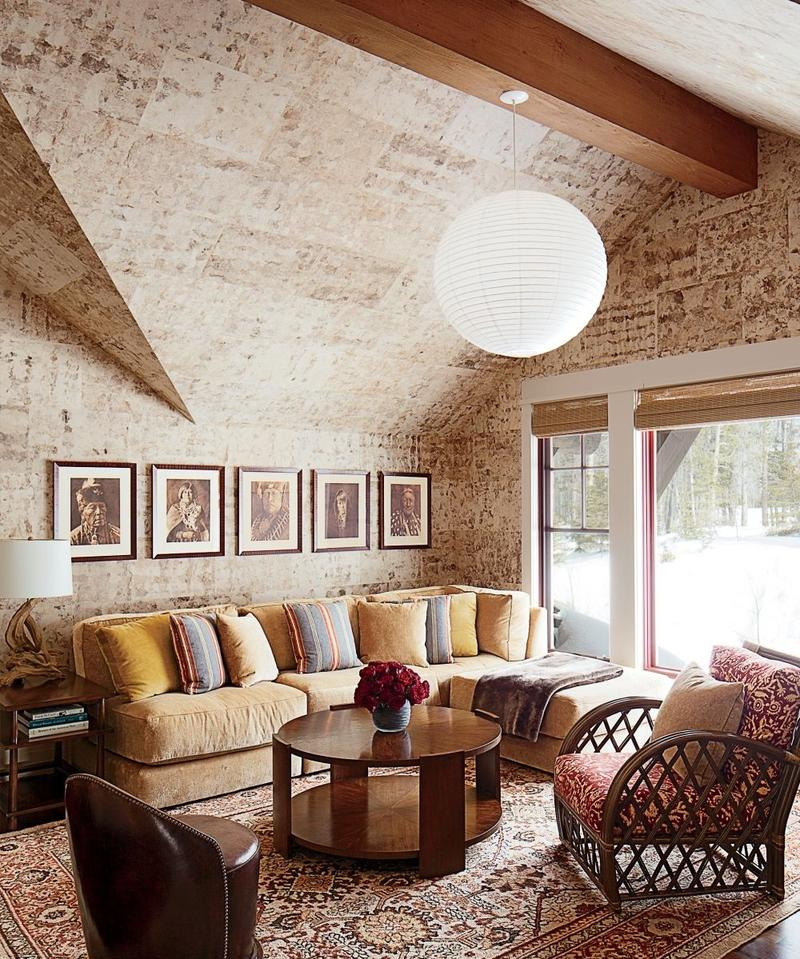 30 Distressed Rustic Living Room Design Ideas To Inspire