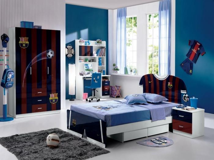 20 cool blue kids bedroom rilane
