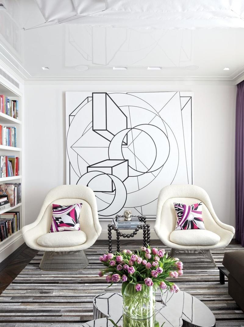 23 Superbly Refined Gray Living Room Designs - Rilane