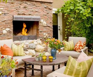 15 Cozy Outdoor Designs with Fireplace Ideal for Fall