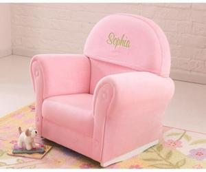 10 Super Cute Upholstered Chairs for Little Girls