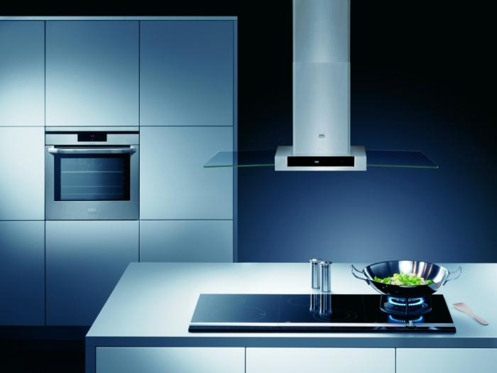 Contemporary And Sleek Range Hood Designs For The Kitchen Rilane